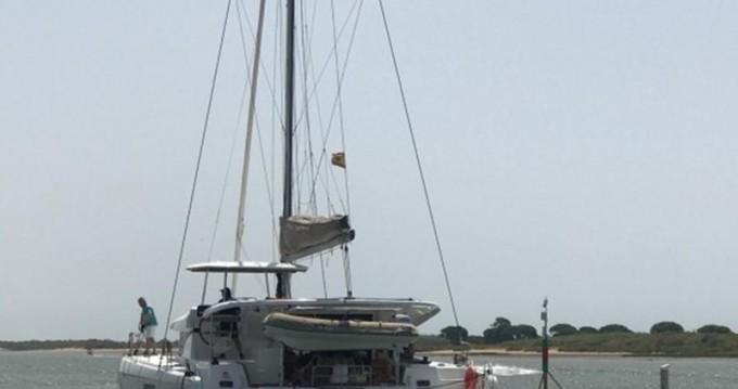 Location yacht à El Rompido - Lagoon Lagoon 42 sur SamBoat