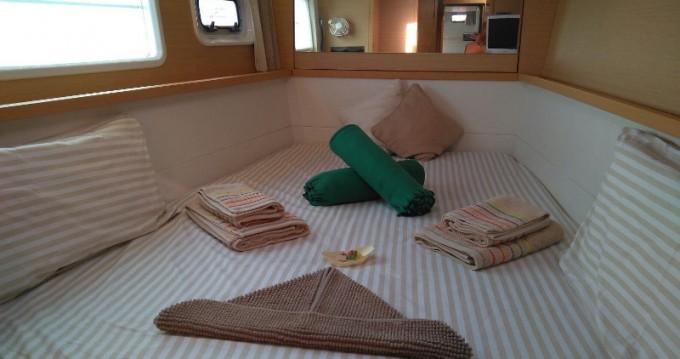 Location Catamaran à Sant Antoni de Portmany - Lagoon Lagoon 450