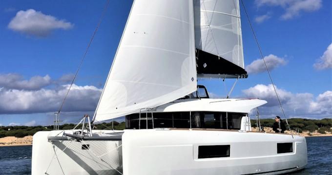 Catamaran à louer à El Rompido au meilleur prix