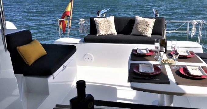 Location bateau Lagoon Lagoon 40 à El Rompido sur Samboat