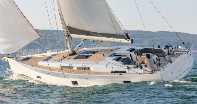 Location yacht à Lávrio - Hanse Hanse 455 sur SamBoat