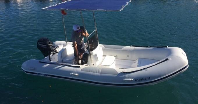 Location yacht à Almuñécar - Mercury Ocean Runner 460 sur SamBoat