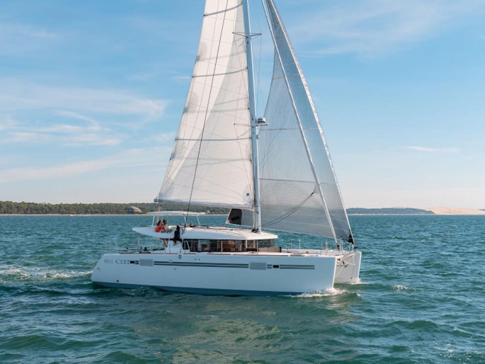 Location Catamaran à Felanitx - Lagoon Lagoon 450 Sport