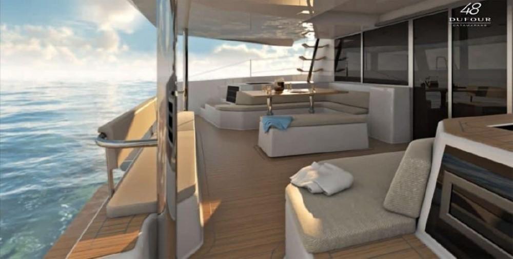 Location yacht à Preveza - Dufour Dufour 48 sur SamBoat