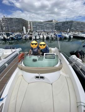Location bateau Le Havre pas cher Cap Camarat 625 WA