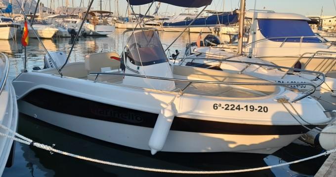 Location bateau Marinello Fisherman 16 à Altea sur Samboat