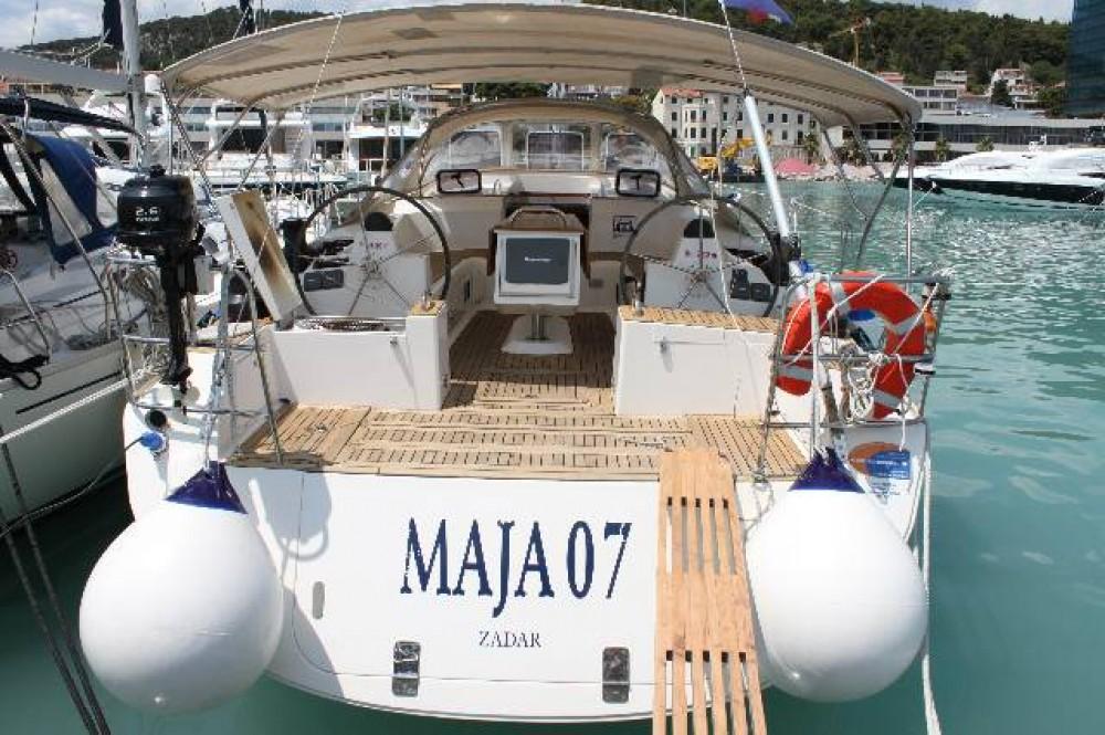 Location bateau Elan Elan 514 Impression  à Pirovac sur Samboat