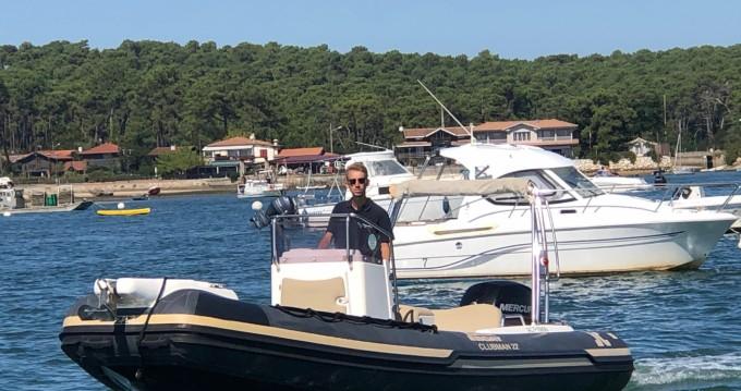 Louez un Joker Boat Clubman 22 à Lège-Cap-Ferret