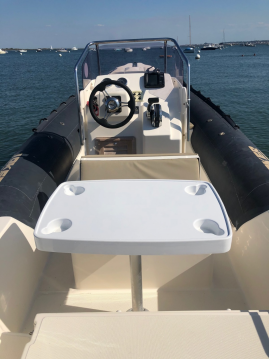 Location bateau Joker Boat Clubman 22 à Lège-Cap-Ferret sur Samboat