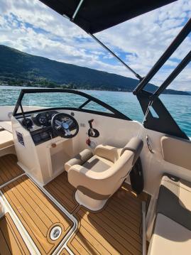 Bayliner VR4 entre particuliers et professionnel à Annecy