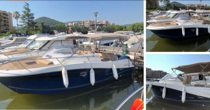 Location bateau Jeanneau Cap Camarat 8.5 WA à Porto Torres sur Samboat
