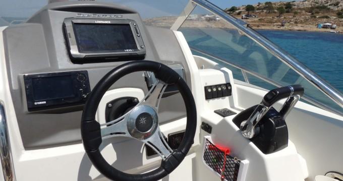 Location yacht à Porto Torres - Jeanneau Cap Camarat 8.5 WA sur SamBoat