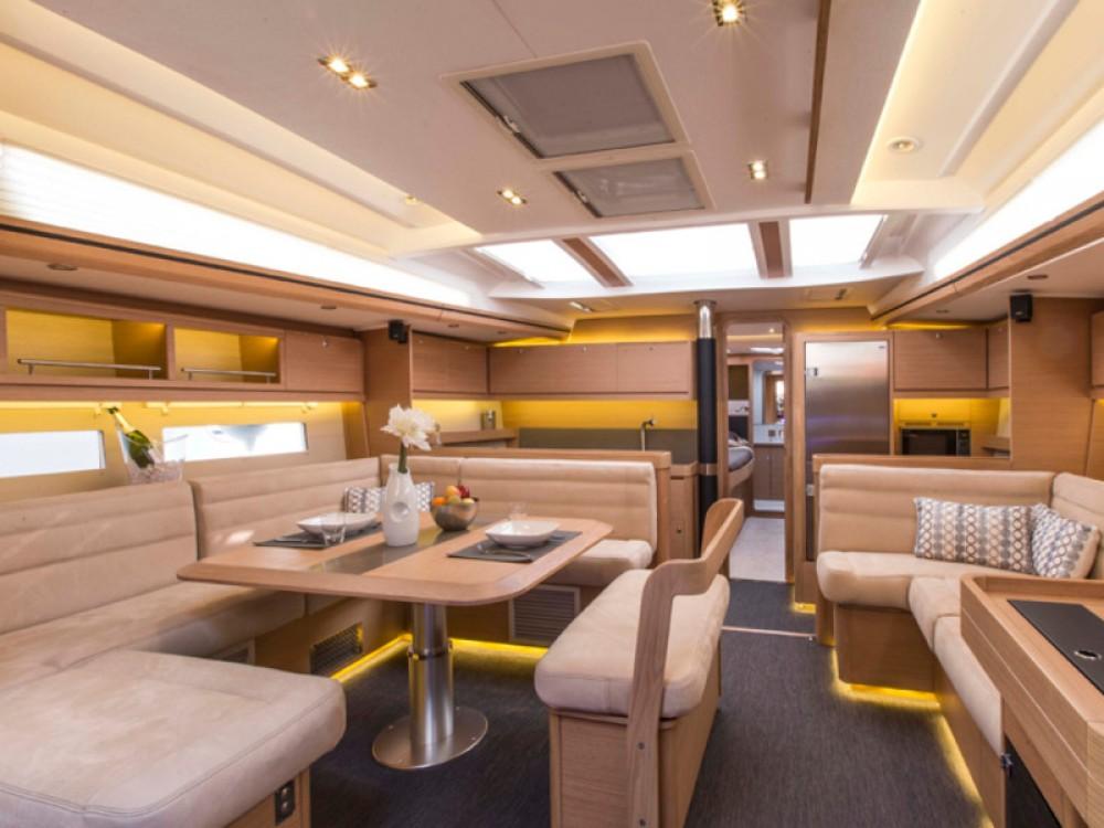 Location yacht à Olbia - Dufour Dufour 56 Exclusive sur SamBoat