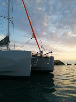Location Catamaran à Marseille - Cnb Excess11