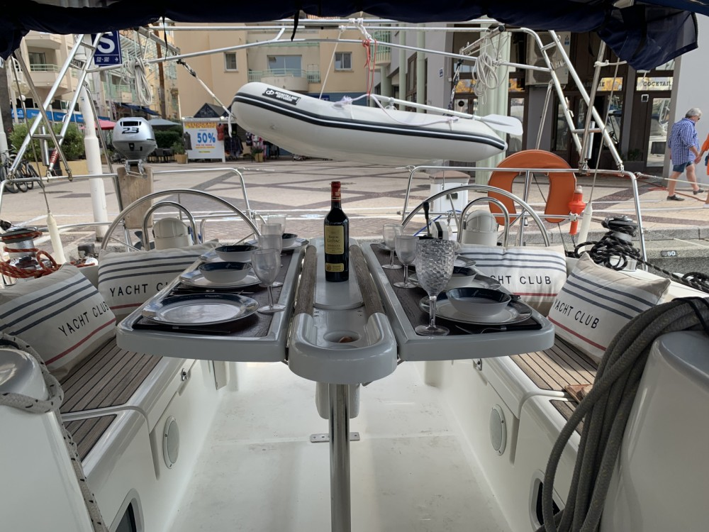 Location yacht à Fréjus - Bénéteau Oceanis 473 sur SamBoat