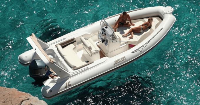 Louer Semi-rigide avec ou sans skipper Joker Boat à Setúbal