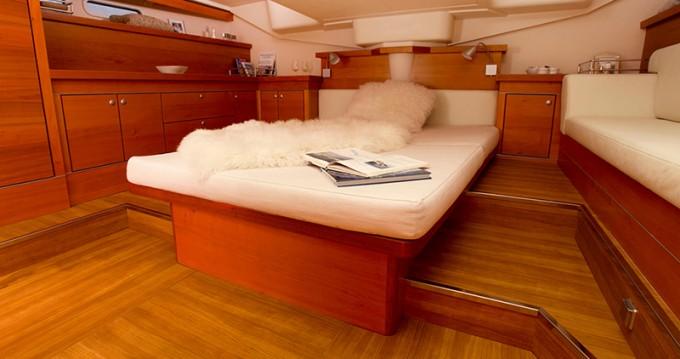 Location bateau Hanse Hanse 455 à Lávrio sur Samboat