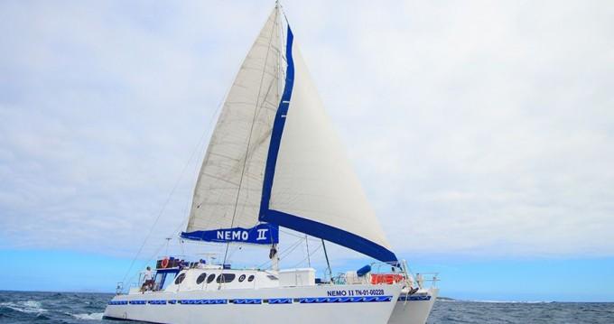 Catamaran à louer à Galapagos Islands au meilleur prix
