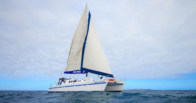 Location Catamaran à Galapagos Islands - Allumarine 21