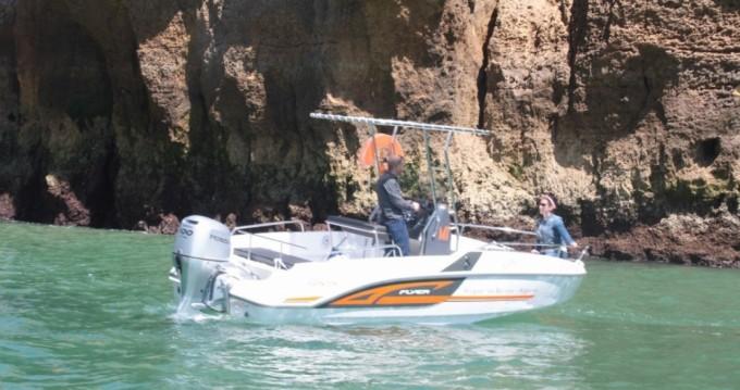 Location bateau Portimão pas cher Flyer 5.5