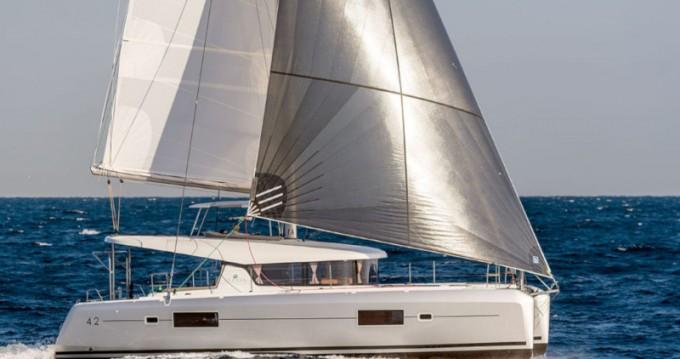Location yacht à Eden Island - Lagoon Lagoon 42 sur SamBoat