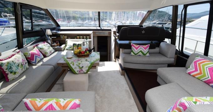 Location yacht à Dubrovnik - Jeanneau Prestige 590 Fly sur SamBoat