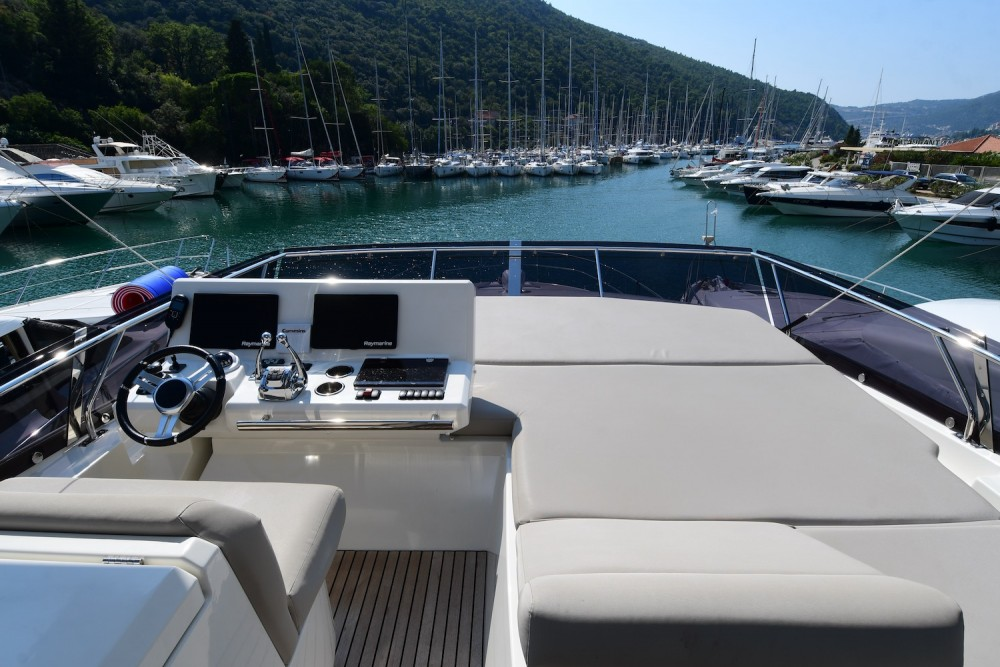 Location yacht à Komolac - Jeanneau Prestige 590 Fly sur SamBoat