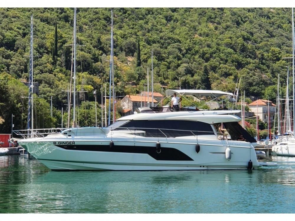 Location bateau Komolac pas cher Prestige 590 Fly