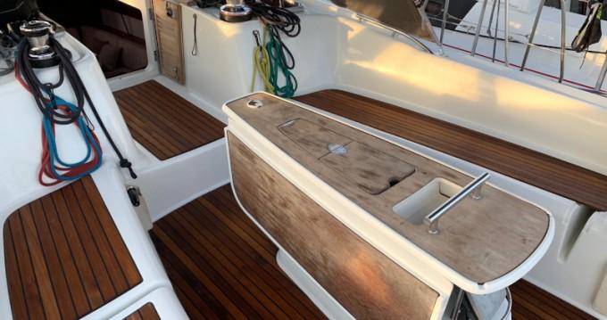 Location bateau Bénéteau Oceanis 46 à Lávrio sur Samboat