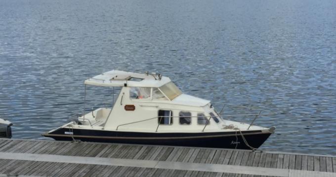 Louer Bateau à moteur avec ou sans skipper Kitoune à Poissy