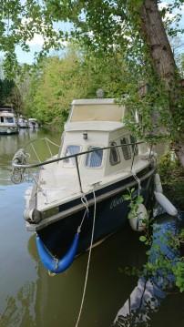 Location Bateau à moteur à Poissy - Kitoune Oisette