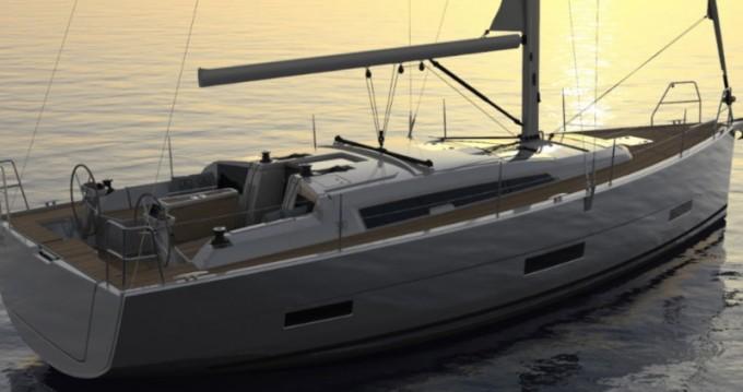 Dufour Dufour 390 Grand Large entre particuliers et professionnel à Port de Lefkada