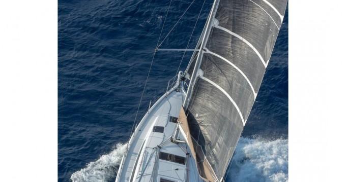 Location bateau Jeanneau Sun Odyssey 410 à Lefkada (Île) sur Samboat