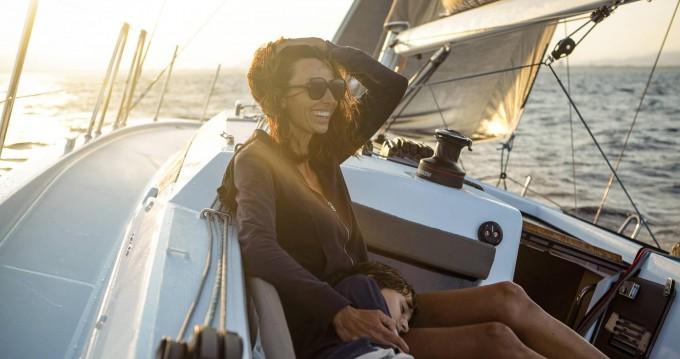 Jeanneau Sun Odyssey 410 entre particuliers et professionnel à Lefkada (Île)