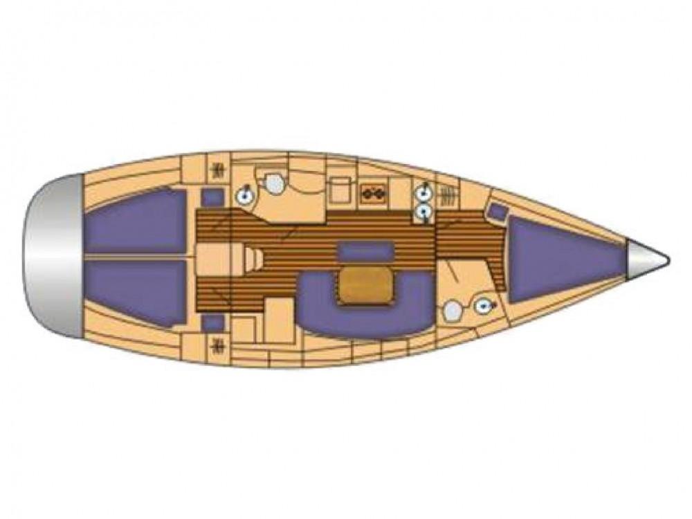 Location Voilier à Pula - Bavaria Bavaria 39 Cruiser