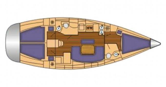 Location bateau Bavaria Bavaria 39 Cruiser à Veruda sur Samboat