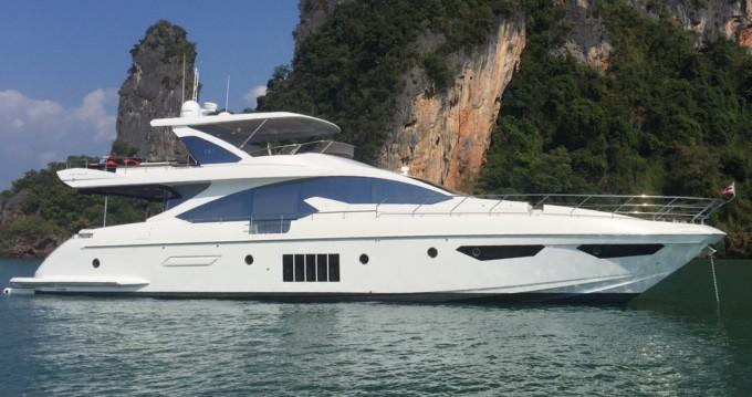 Location bateau Azimut Azimut 80 à Phuket sur Samboat