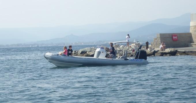 Location bateau Port Grimaud pas cher 7.2 OPEN