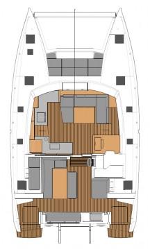 Location bateau Athènes pas cher Elba 45