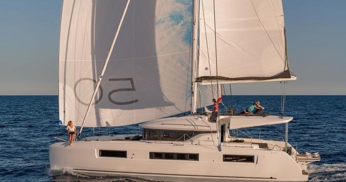 Lagoon Lagoon 50 entre particuliers et professionnel à Capo d'Orlando