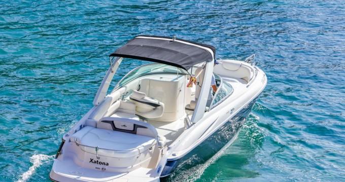 Louez un Monterey 278 SS à Ibiza (Ville)