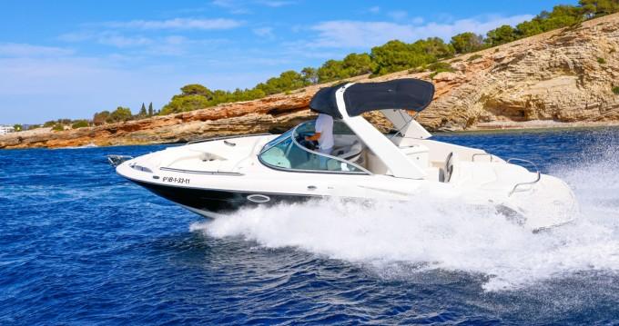 Location yacht à Ibiza (Ville) - Monterey 278 SS sur SamBoat