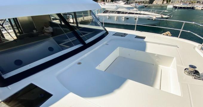 Louer Catamaran avec ou sans skipper Fountaine Pajot à Tivat