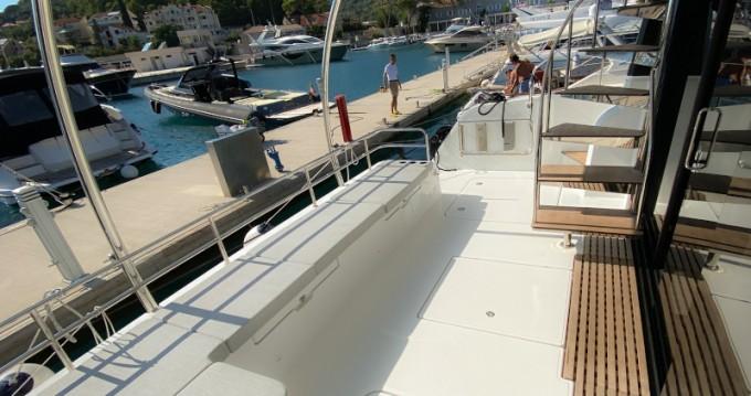 Location bateau Tivat pas cher MY 40