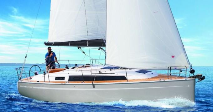 Location yacht à Pirovac - Bavaria Cruiser 34 sur SamBoat