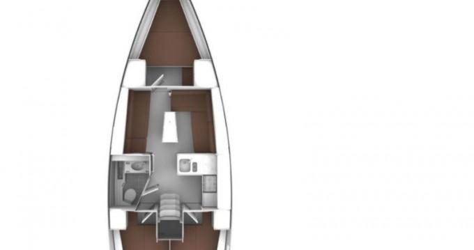 Location bateau Sukošan pas cher Cruiser 37