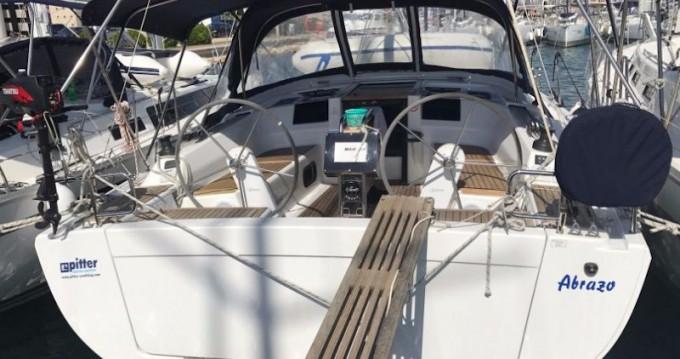 Location yacht à Sukošan - Hanse Hanse 385 sur SamBoat