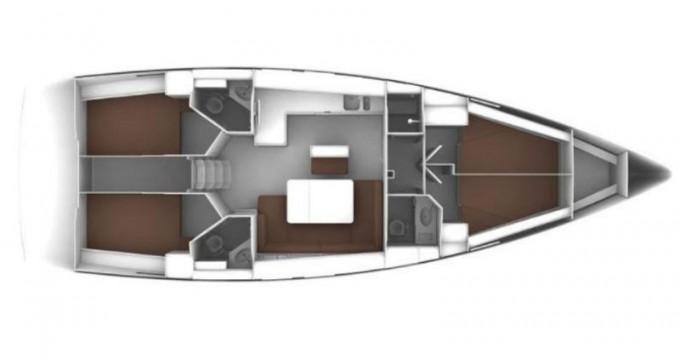 Location yacht à Pirovac - Bavaria Cruiser 46 sur SamBoat