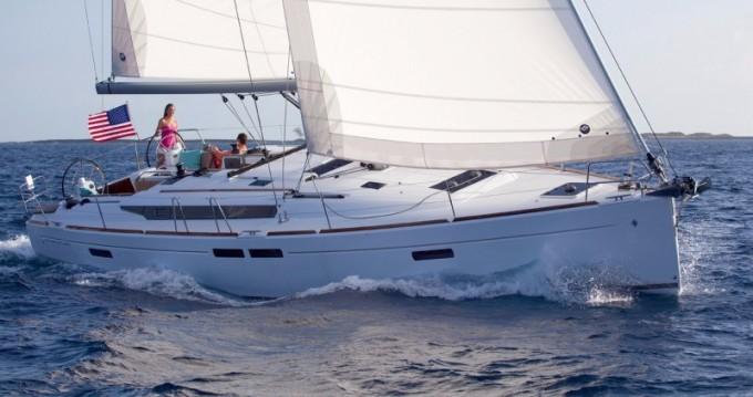 Jeanneau Sun Odyssey 47 entre particuliers et professionnel à Skiathos