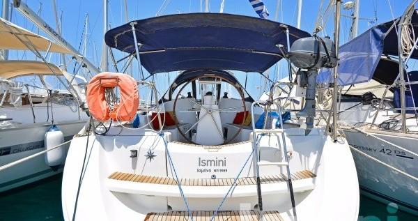 Jeanneau Sun Odyssey 36i entre particuliers et professionnel à Préveza